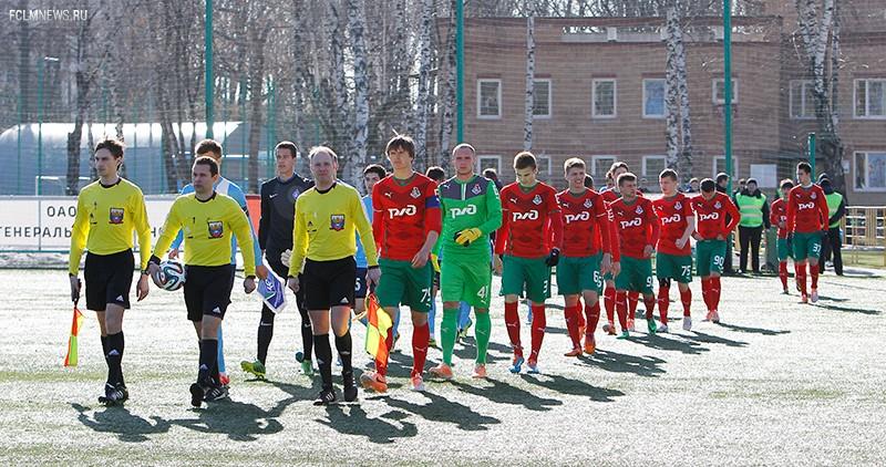 «Локомотив» - «Крылья Советов» Молодежь. 3:0