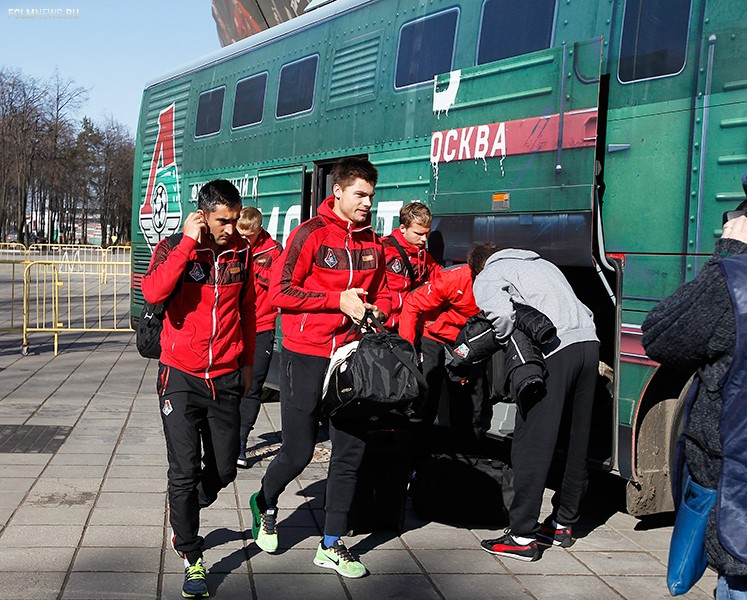 «Локомотив» - «Крылья Советов» 2:1