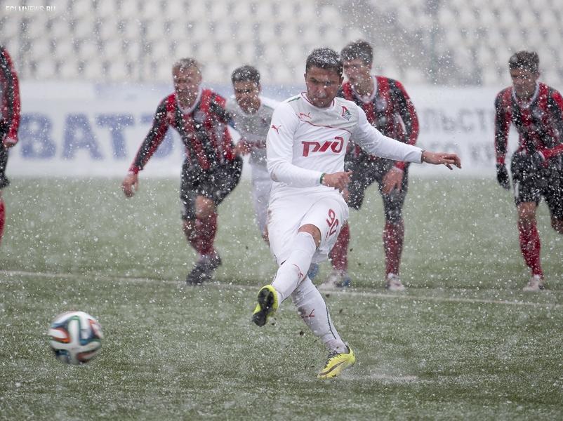 «Амкар» - «Локомотив» 3:2