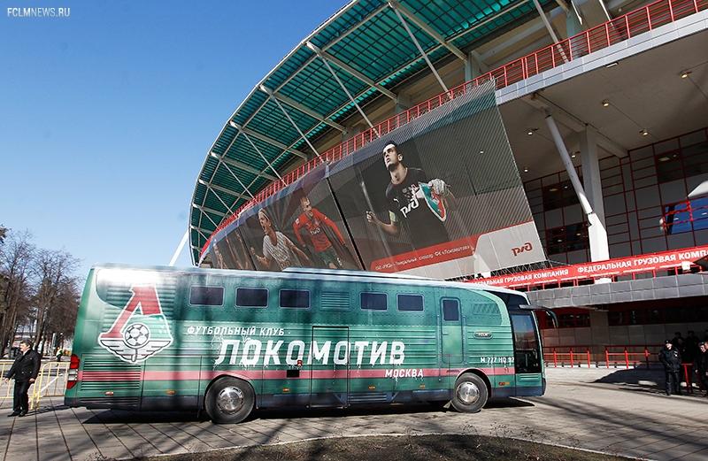 Лидер РФПЛ «Локомотив» следующие пять матчей в чемпионате проведет дома