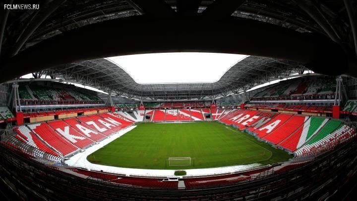 Матч Россия – Словакия пройдет в Казани