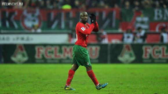 «Монако» рассчитывает приобрести лидера «Локомотива» Лассана Диарра