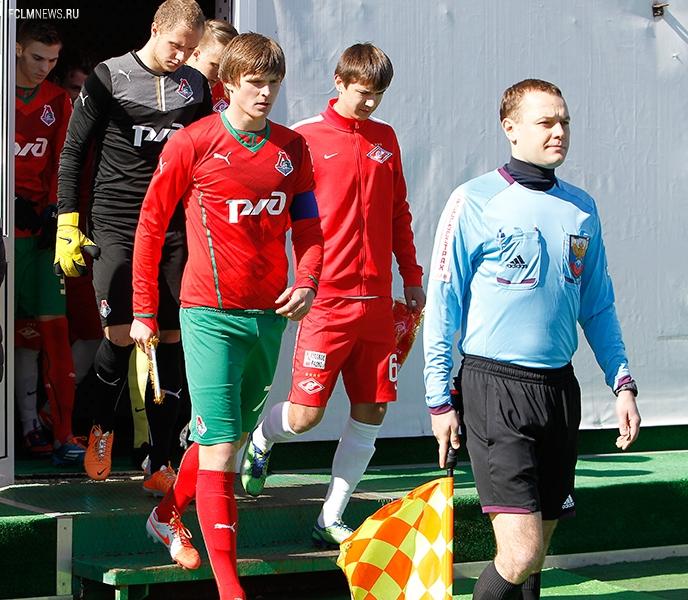 «Локомотив» - «Спартак» 1:1