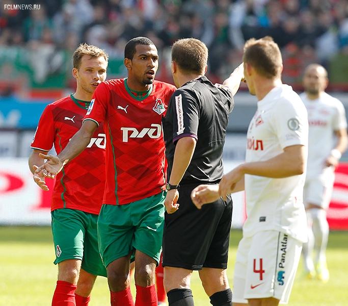 «Локомотив» - «Спартак» 0:0