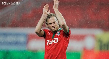 Денисов сыграл со сборной ОАЭ
