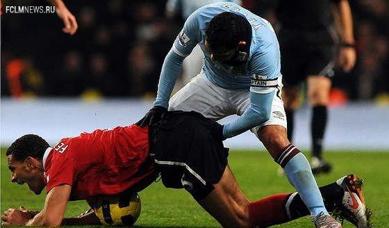 10 самых смешных футбольных фотографий