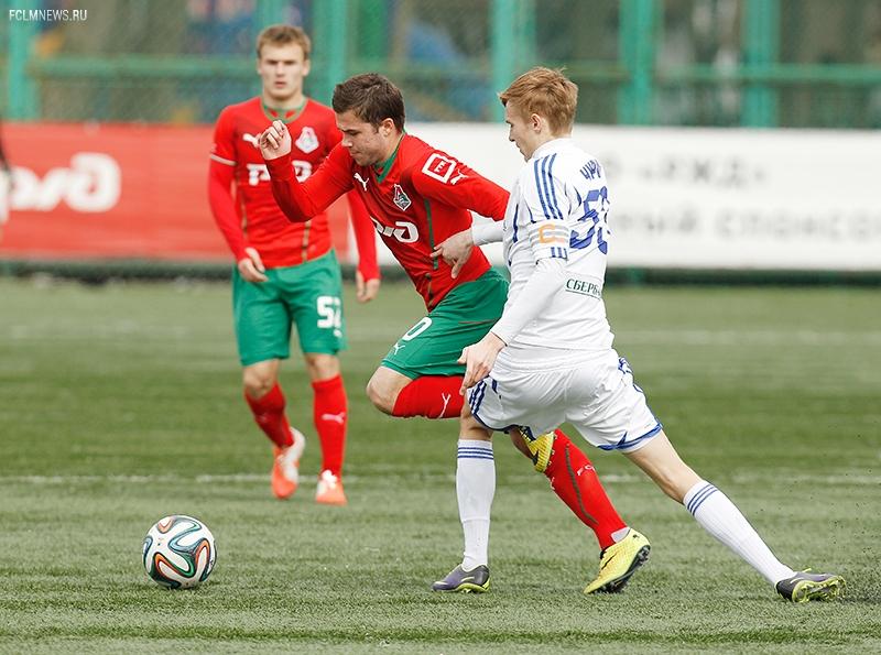 «Локомотив» - «Волга» 2:3