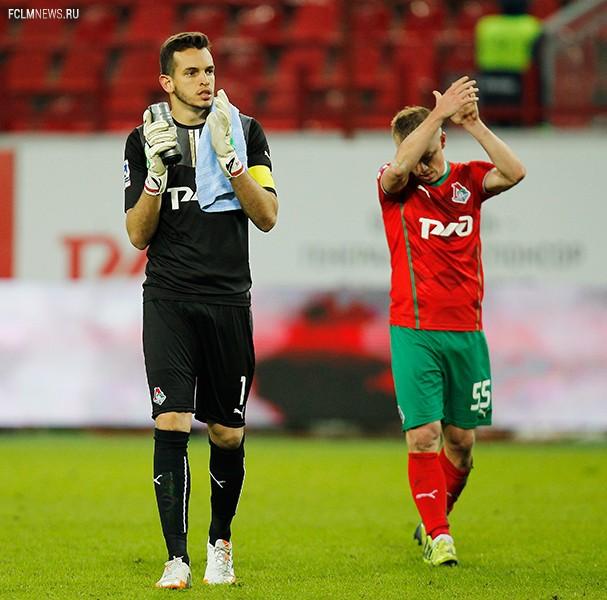 «Локомотив» - «Волга» 3:0