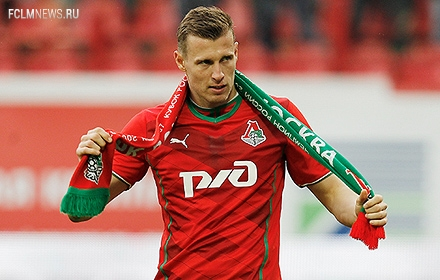 Дюрица проводит 100-й матч за «Локомотив»