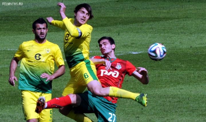 Евгений Ловчев: «Локо», такие матчи надо вырывать!