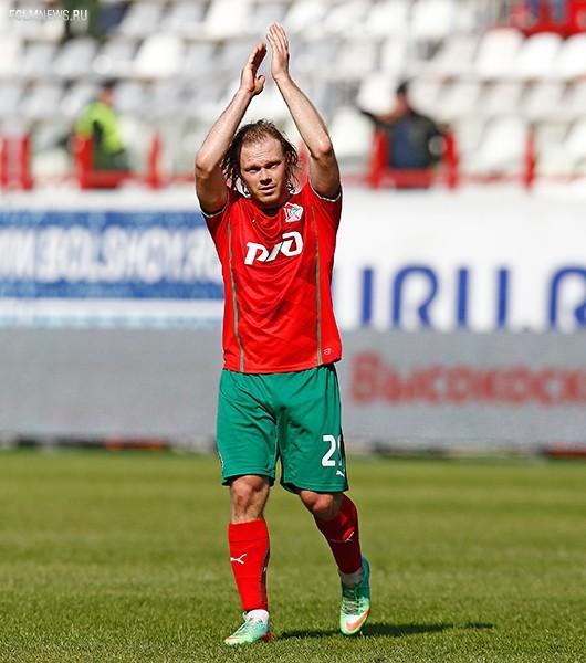 «Локомотив» - «Анжи» 0:0
