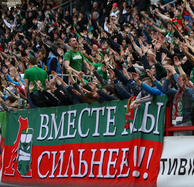 Фанатские страсти на Большой Черкизовской