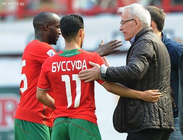 """Леонид Кучук: """"Зенитом"""" меня не напугать"""""""