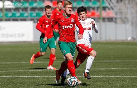 Дмитрий Баринов вызван в юношескую сборную