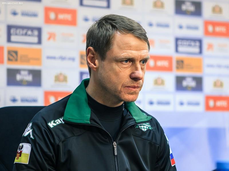 Олег Кононов: Важно распределить силы на Кубок и чемпионат