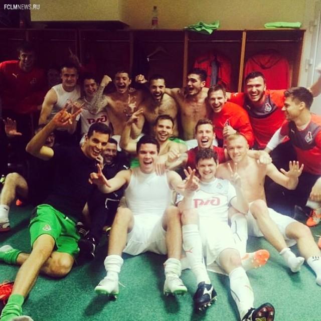 Шишкин: «Локомотив» — команда, и это самое главное