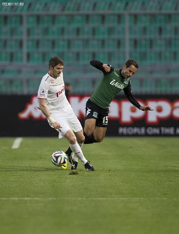 «Краснодар» - «Локомотив» 1:3