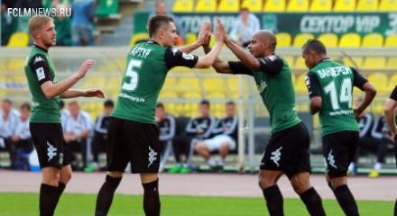 Динамо-Краснодар 1-2