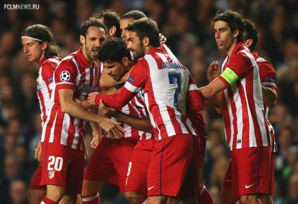 Пример для подражания: Атлетико построил команду всего за 35 млн евро