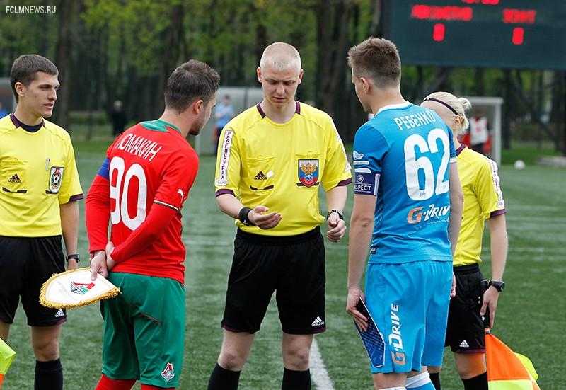 Молодежные составы. «Локомотив» - «Зенит» 2:0