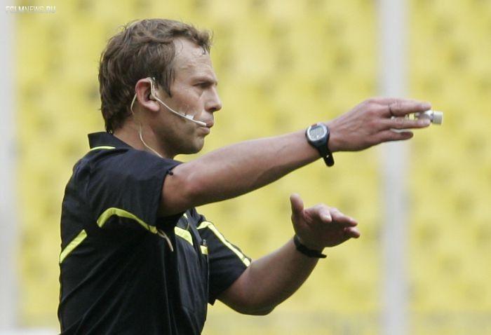 """Егоров поступил правильно, не назначив пенальти в ворота """"Локо"""""""