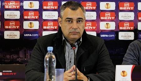 """Жозе Коусейру: """"Оздоев отличный парень и талантливый футболист, но горячая голова ему порой мешает"""""""