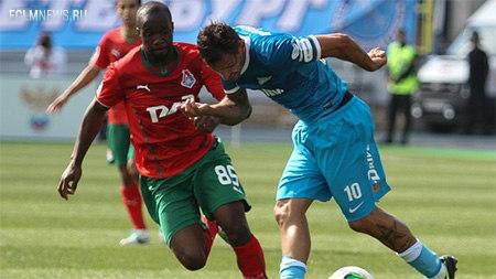 Лассана Диарра, лучший игрок в матче с Зенитом!!!