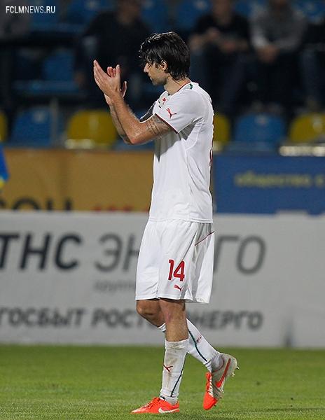 «Ростов» - «Локомотив» 2:0