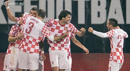Ведран Чорлука – в расширенном составе сборной Хорватии на ЧМ