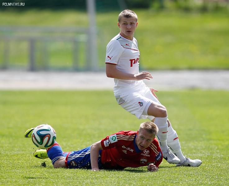Молодежное первенство. ЦСКА – «Локомотив» 4:3