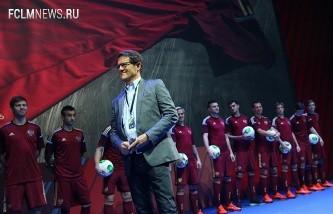 Список футболистов сборной России для подготовки к ЧМ-2014 сокращен до 25 игроков