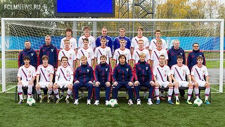 Семь игроков «Локо» вызваны в юношескую сборную