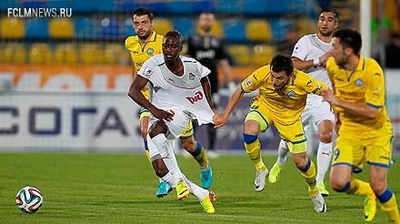 Н'Дойе сыграл за сборную Сенегала