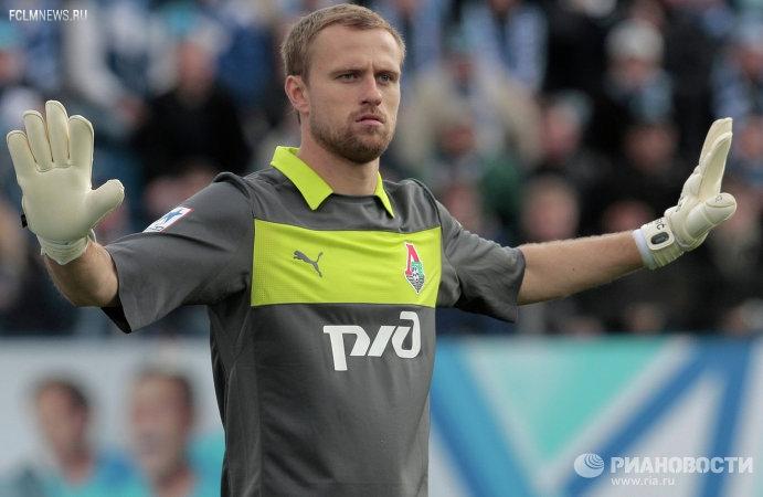 Бывший вратарь «Локомотива» перешел в «Байер»