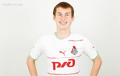 Андрей Семенов вызван в молодежную сборную России