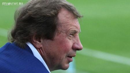 Юрий Семин: Нацеливаемся на выход в еврокубки