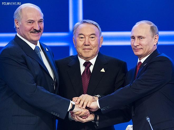 Белорусов и казахов приравняют к россиянам?