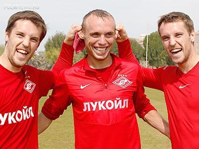 Денис Глушаков: Не жалею, что ушел из «Локомотива» в «Спартак». Ведь «Локо» не стал чемпионом