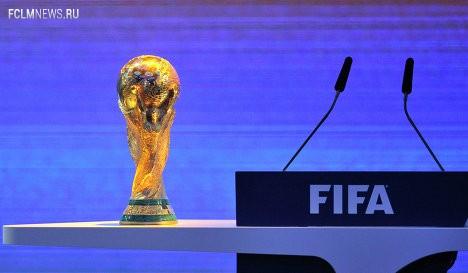 "Вице-глава ФИФА: ""дело бин Хаммама"" может привести к перевыборам хозяина ЧМ-2022"