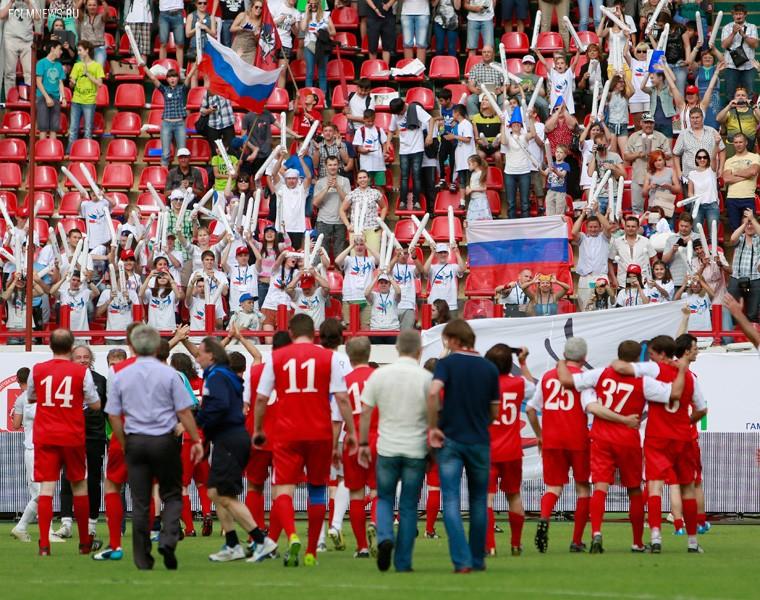День защиты детей на «Локомотиве»