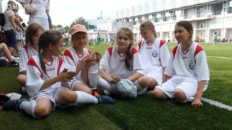 «Локобол»: бум среди команд девочек