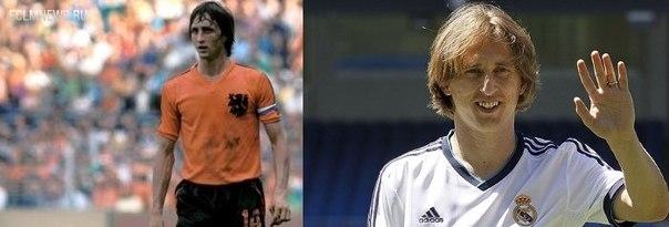 19 футболистов, которые похожи на других футболистов