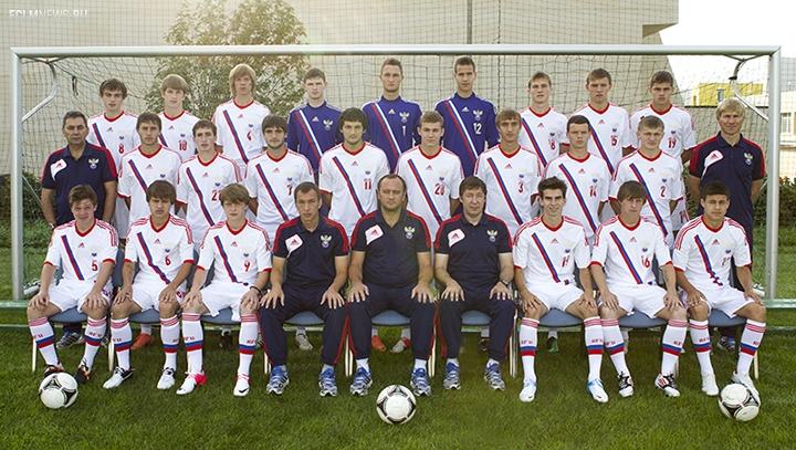 Тренерский штаб юношеской сборной России определился с составом