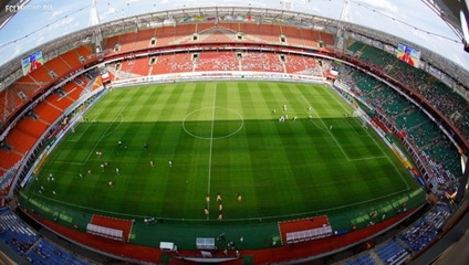 Сборная России обыграла национальную команду Марокко