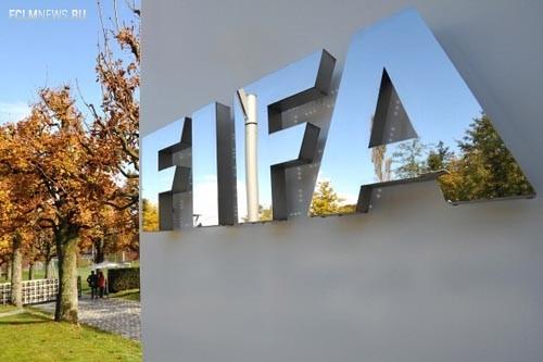 ФИФА блокирует присоединение футбольного Крыма к России