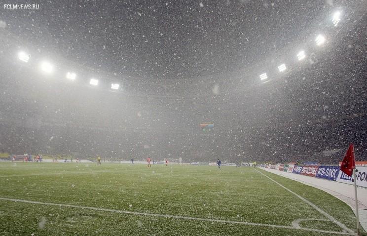 "В новом регламенте РФПЛ прописан запрет на проведение игр при температуре ниже ""минус 15"""