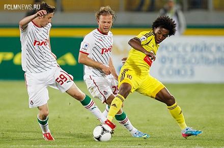 Денисов – лучший левый защитник чемпионата, Миранчук – победитель в номинации «Надежда»
