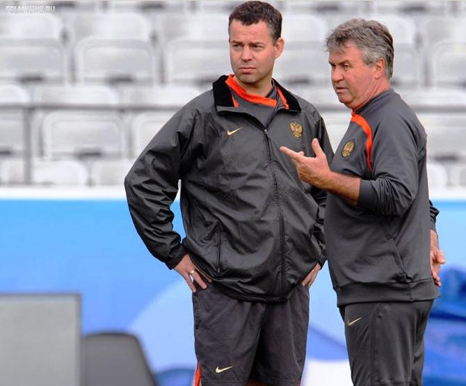 Раймонд Верхейен: «Русские футболисты тренируются так, как будто за ними до сих пор наблюдает Лобановский»