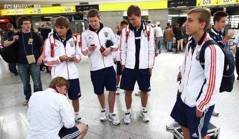 Юношеская сборная России по футболу не попала на чемпионат Европы