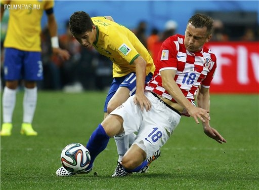 ЧМ-2014. Бразилия обыграла Хорватию